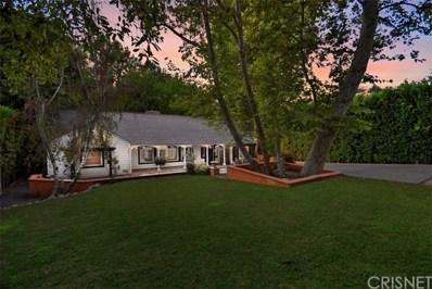 15531 Del Gado Drive, Sherman Oaks, CA 91403 - MLS#: SR18216471