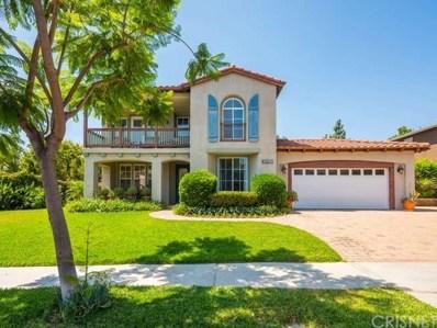 10341 Edgebrook Way, Porter Ranch, CA 91326 - MLS#: SR18216580