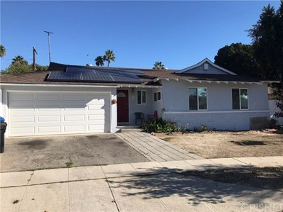 7124 Nagle Avenue, North Hollywood, CA 91605 - MLS#: SR18216816