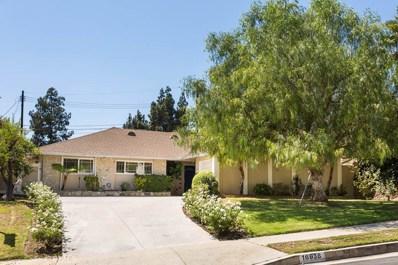 16938 Citronia Street, Northridge, CA 91343 - MLS#: SR18216875