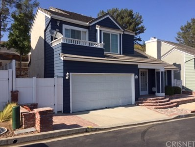 529 Stoney Peak Court, Simi Valley, CA 93065 - MLS#: SR18217000