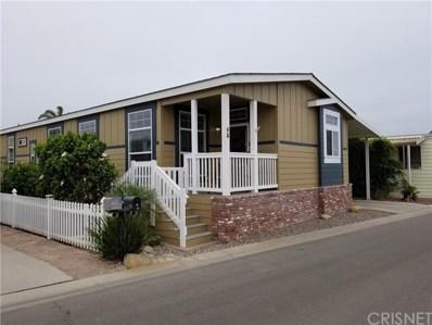 5540 W 5th Street UNIT 43, Oxnard, CA 93035 - MLS#: SR18217406
