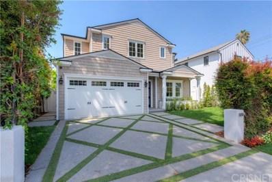 5151 Bellaire Avenue, Valley Village, CA 91607 - MLS#: SR18217486