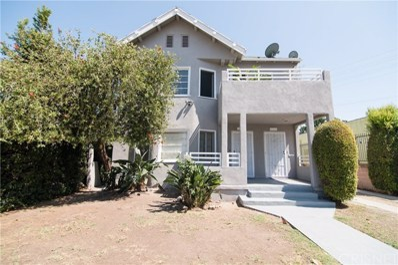 1560 S Burnside Avenue, Los Angeles, CA 90019 - MLS#: SR18217557