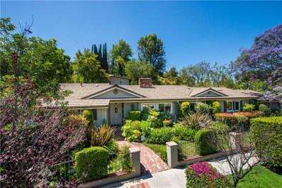 16240 Dickens Street, Encino, CA 91436 - MLS#: SR18217595