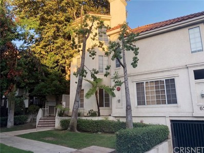626 E Palm Avenue UNIT 105, Burbank, CA 91501 - MLS#: SR18217842