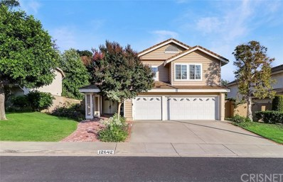 12642 Crescentmeadow Court, Moorpark, CA 93021 - MLS#: SR18217963