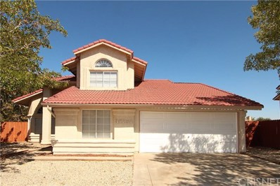 37754 Bristol Court, Palmdale, CA 93550 - MLS#: SR18217979