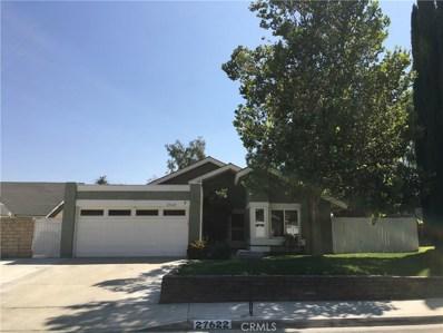 27622 Maple Ridge Circle, Valencia, CA 91354 - MLS#: SR18218469