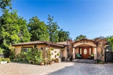 14822 Hartsook Street, Sherman Oaks, CA 91403 - MLS#: SR18218554