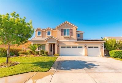 3211 Albret Street, Lancaster, CA 93536 - MLS#: SR18218609