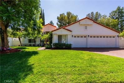 12331 Bradford Place, Granada Hills, CA 91344 - MLS#: SR18218632