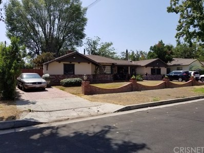 15452 Vincennes Street, North Hills, CA 91343 - MLS#: SR18218989