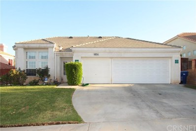 1034 Ironwood Avenue, Palmdale, CA 93551 - MLS#: SR18218990