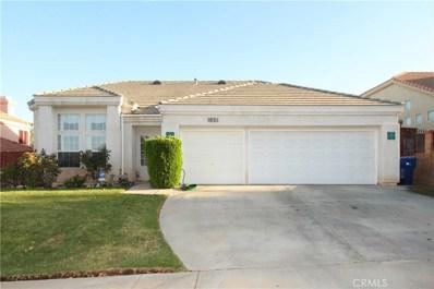 1034 Ironwood Avenue, Palmdale, CA 93551 - MLS#: SR18218990