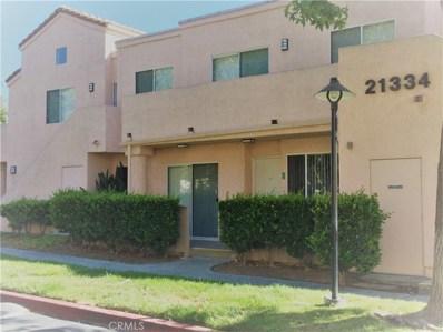 21334 Nandina Lane UNIT 101, Newhall, CA 91321 - MLS#: SR18219050