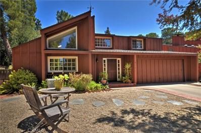 4116 Pine Hollow Road, Calabasas, CA 91302 - MLS#: SR18219805