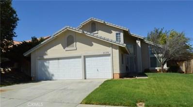 3139 Wellington Drive, Palmdale, CA 93551 - MLS#: SR18220266