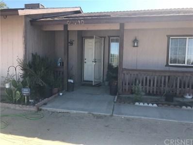 40710 168th Street E, Lancaster, CA 93535 - #: SR18220480