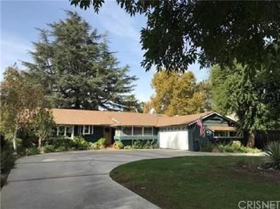 8841 White Oak Avenue, Sherwood Forest, CA 91325 - MLS#: SR18220907