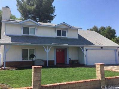 28137 Oaklar Drive, Saugus, CA 91350 - MLS#: SR18220946