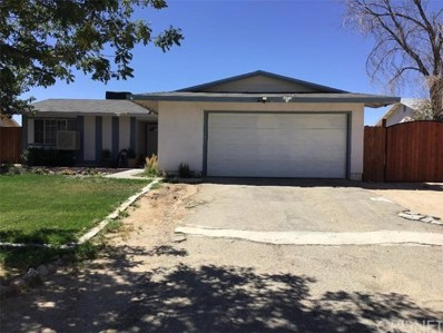 10681 Applewood Drive, California City, CA 93505 - MLS#: SR18221003
