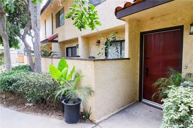 13540 Hubbard Street UNIT 10, Sylmar, CA 91342 - MLS#: SR18221497