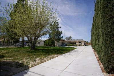 43301 17th Street W, Lancaster, CA 93534 - MLS#: SR18221527