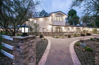 25005 Lewis And Clark Road, Hidden Hills, CA 91302 - MLS#: SR18221668