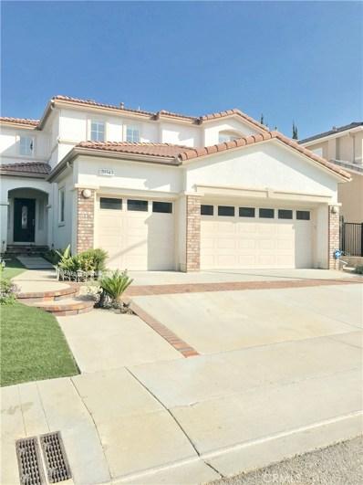 20543 Pesaro Way, Porter Ranch, CA 91326 - MLS#: SR18221741