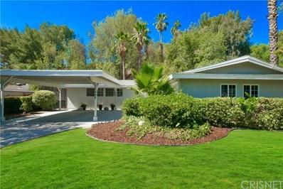 20448 Coulson Street, Woodland Hills, CA 91367 - MLS#: SR18221827
