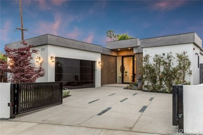 5223 Sunnyslope Avenue, Sherman Oaks, CA 91401 - MLS#: SR18222043
