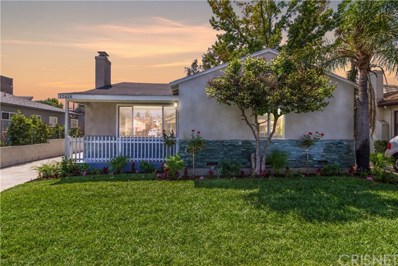 12614 Tiara Street, Valley Village, CA 91607 - MLS#: SR18222389