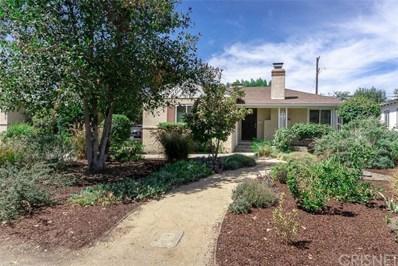 5725 Vesper Avenue, Sherman Oaks, CA 91411 - MLS#: SR18222424