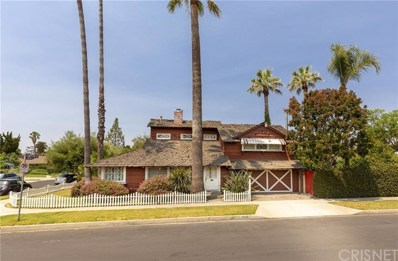 13441 Cumpston Street, Sherman Oaks, CA 91401 - MLS#: SR18222869