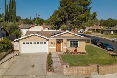 27599 Elder View Drive, Valencia, CA 91354 - MLS#: SR18222913
