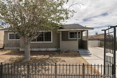 15622 L Street, Mojave, CA 93501 - MLS#: SR18222921