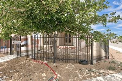 15771 L Street, Mojave, CA 93501 - MLS#: SR18222929