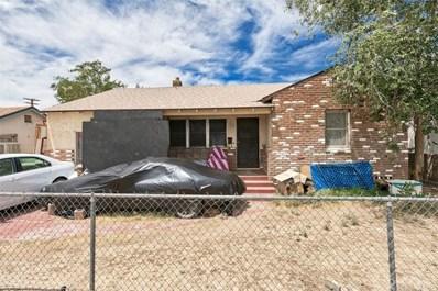 15653 K Street, Mojave, CA 93501 - MLS#: SR18222952