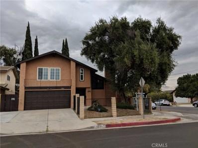 19901 Cantara Street, Winnetka, CA 91306 - MLS#: SR18222989