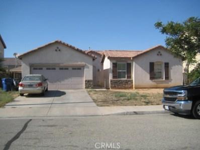 2425 Estrella Court, Palmdale, CA 93550 - MLS#: SR18223016