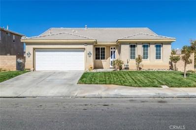 2805 E Norberry Street, Lancaster, CA 93535 - MLS#: SR18223036