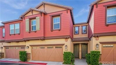 22103 Barrington Way, Saugus, CA 91350 - MLS#: SR18223336