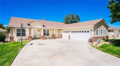 43335 Honeybee Lane, Lancaster, CA 93536 - MLS#: SR18223413
