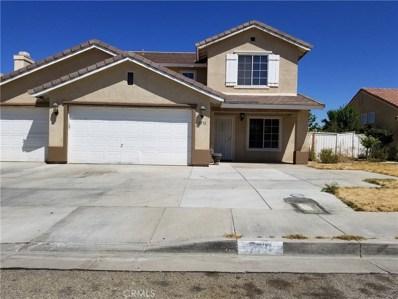2711 W Pondera Street, Lancaster, CA 93536 - MLS#: SR18223481