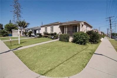 2930 S Spaulding Avenue, Los Angeles, CA 90016 - MLS#: SR18223835