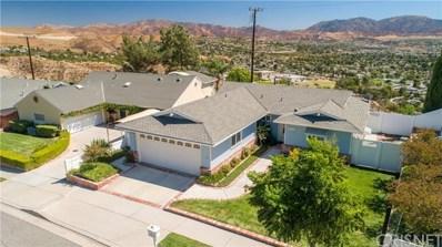 19602 Aldbury Street, Canyon Country, CA 91351 - MLS#: SR18224062