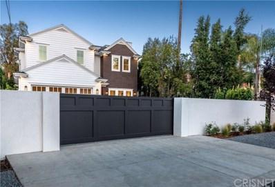 4710 Noeline Ave, Encino, CA 91436 - MLS#: SR18224559