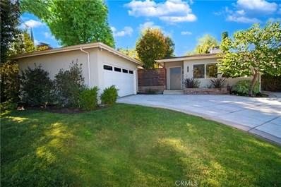22136 Tiara Street, Woodland Hills, CA 91367 - MLS#: SR18224772