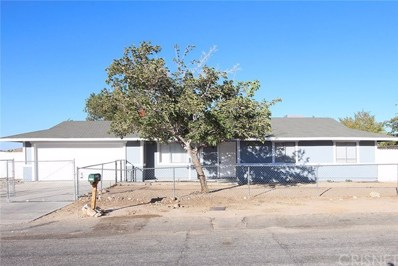 16523 Mackennas Gold Avenue, Palmdale, CA 93591 - MLS#: SR18225007